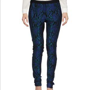 Pants Animal print skinny Diane Von Furstenberg